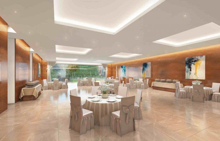 amenities_MOKSH - COMMUNITY HALL